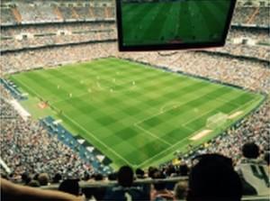 VIP ложи на Santiago Bernabéu на матчи Real Madrid