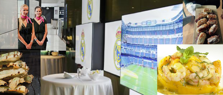 VIP билеты Santiago Bernabéu